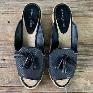 Donald J Pliner Charo Espadrille Wedge Sandals
